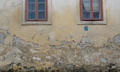 Sanering av mögel i hus